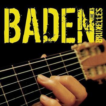 Baden Powell - Baden Live A Bruxelles