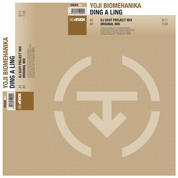 Yoji Biomehanika - Ding A Ling