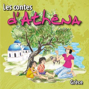 Bernadette Le Saché - Les contes d'Athéna (Grèce)