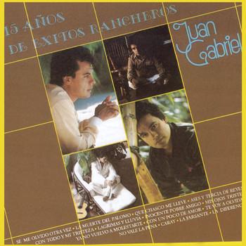 Juan Gabriel - 15 Años De Exitos Rancheros
