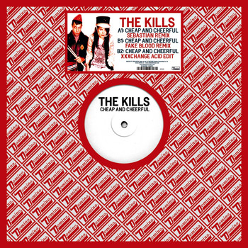 The Kills - Cheap And Cheerful (Remixes)