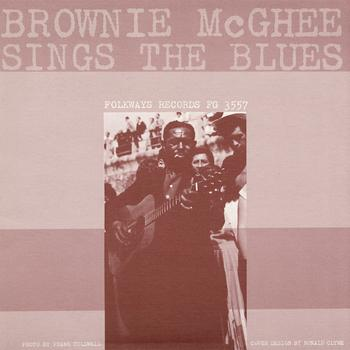 Brownie McGhee - Brownie McGhee Sings the Blues