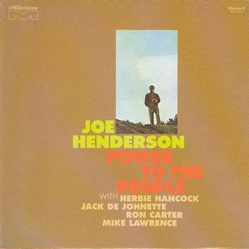 Joe Henderson - Power To The People