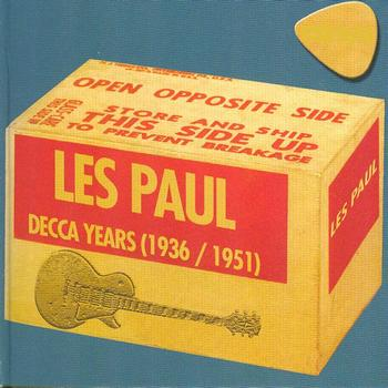 Les Paul - Isle of Golden Dreams (Decca Years (1936 - 1945))