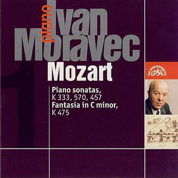 Ivan Moravec - Ivan Moravec Plays Mozart