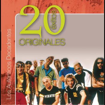 Los Autenticos Decadentes - Originales - 20 Exitos