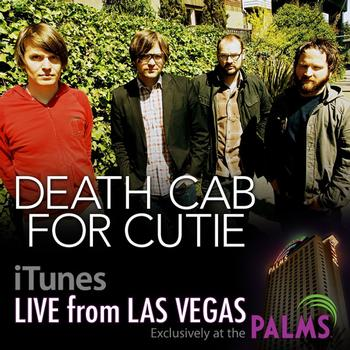 Death Cab for Cutie - Live From Las Vegas at The Palms