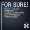 Kenny Drew - For Sure!