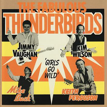 The Fabulous Thunderbirds - The Fabulous Thunderbirds