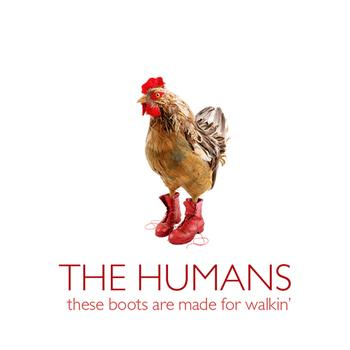 The Humans (featuring Robert Fripp) - These Boots Are Made For Walkin'