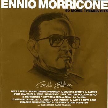 Ennio Morricone - Ennio Morricone Gold Edition - 50 Movie Themes Hits