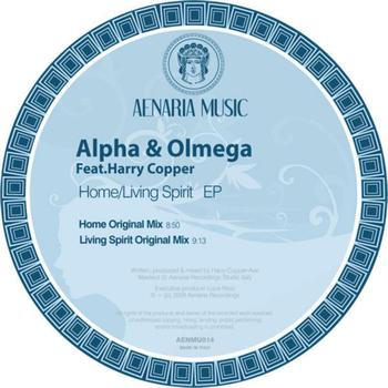 Alpha - Home/ Living Spirit EP