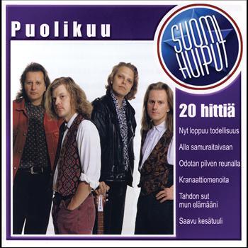 Puolikuu - Suomihuiput
