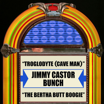 Jimmy Castor Bunch - Troglodyte (Cave Man) / The Bertha Butt Boogie