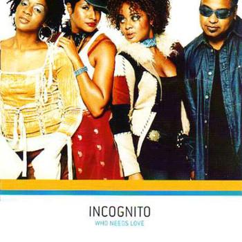 Incognito - Who Needs Love