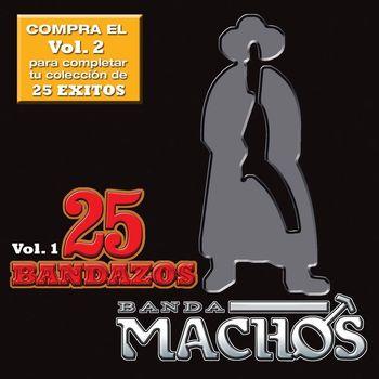 Banda Machos - 25 Bandazos de Machos