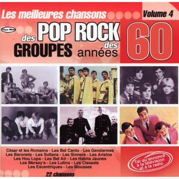 Artistes Variés - Les meilleures chansons pop rock des années 60- Volume 4