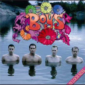 Boys - In Loch Ness