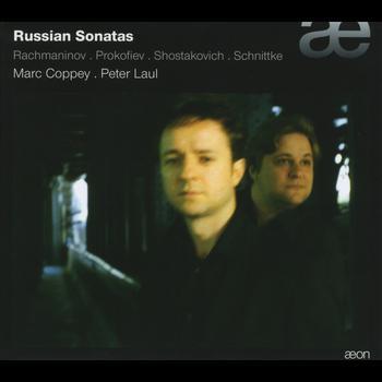 Marc Coppey - Russian Sonatas for Cello and Piano