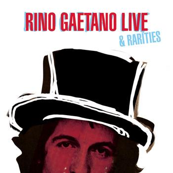 Rino Gaetano - Rino Gaetano Live & Rarities