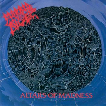 Morbid Angel - Altars Of Madness