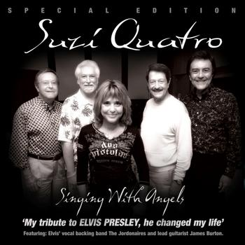 Suzi Quatro - Singing With Angels