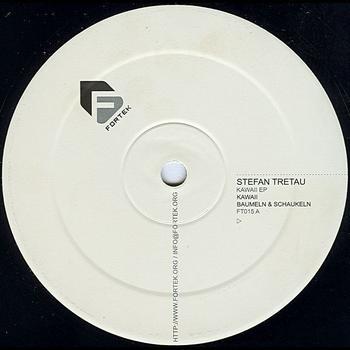 Stefan Tretau - Kawaii EP