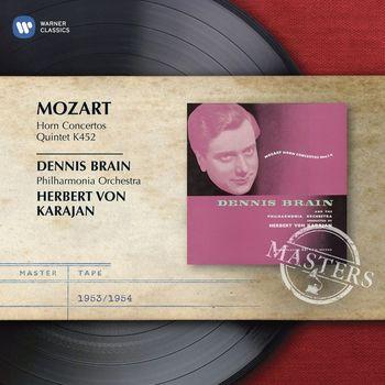 Dennis Brain - Mozart: Horn Concertos Nos. 1-4; Quintet K452