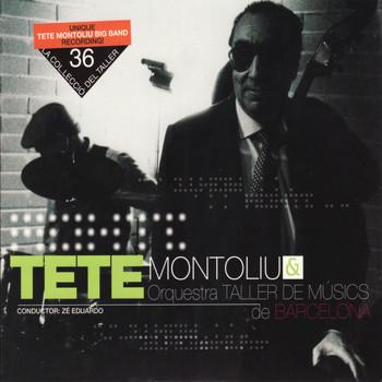 Tete Montoliu - Tete Montoliu and Orchestra Taller de Músics de Barcelona