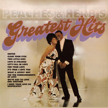 Peaches & Herb - Peaches & Herb's Greatest Hits