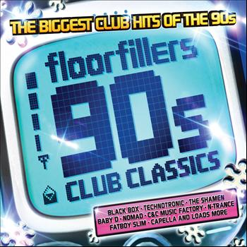 Various Artists - Floorfillers 90s Club Classics / Compilation