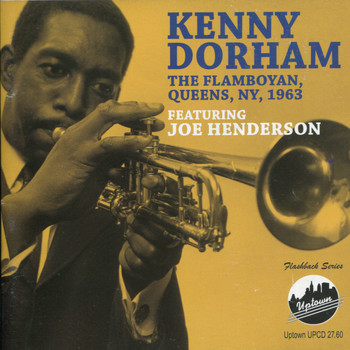 Kenny Dorham - The Flamboyan, Queens, NY, 1963