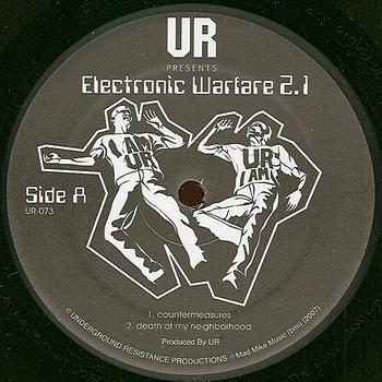 Underground Resistance - Electonic Warfare 2.1