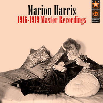 Marion Harris - 1916-1919 Master Recordings