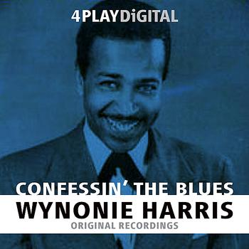 Wynonie Harris - Confessin' The Blues - 4 Track EP