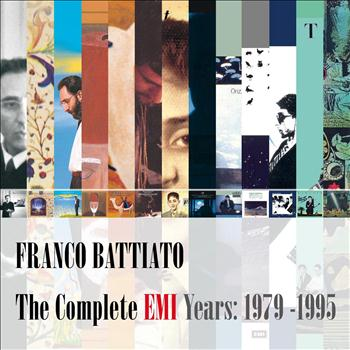 Franco Battiato - The Complete EMI Years: 1979-1995