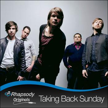 Taking Back Sunday - Rhapsody Sessions EP