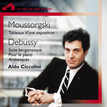 Aldo Ciccolini - Tableaux Suite Bergamasque