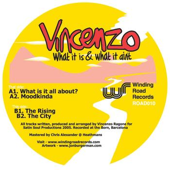 Vincenzo - What It Is & What It Aint