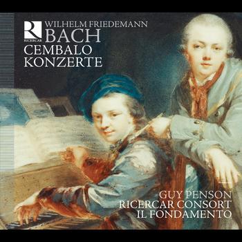 Guy Penson - W.F. Bach: Cembalo Konzerte