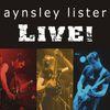 Aynsley Lister - Live!