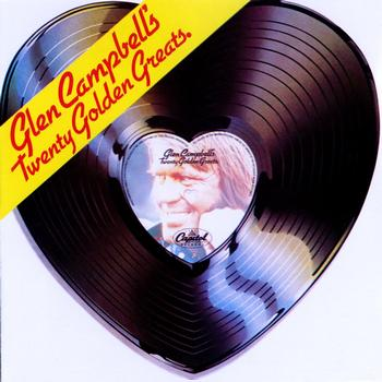 Glen Campbell - Glen Campbell's Twenty Golden Greats