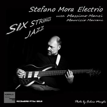 Stefano Mora - Six Strings Jazz