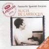 Alicia de Larrocha - Favourite Spanish Encores