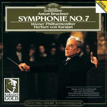 Herbert von Karajan / Wiener Philharmoniker - Bruckner: Symphony No.7
