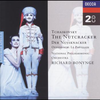 Richard Bonynge / London Symphony Orchestra / The National Philharmonic Orchestra - Tchaikovsky: The Nutcracker/Offenbach: Le Papillon