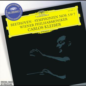 Carlos Kleiber / Wiener Philharmoniker - Beethoven: Symphonies Nos.5 & 7