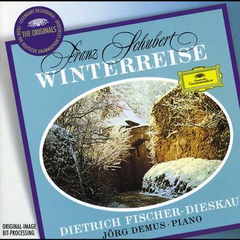 Dietrich Fischer-Dieskau / Jörg Demus - Schubert: Winterreise