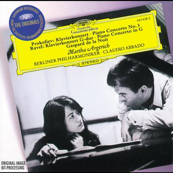 Claudio Abbado / Berliner Philharmoniker / Martha Argerich - Prokofiev: Piano Concerto No.3 / Ravel: Piano Concerto in G major