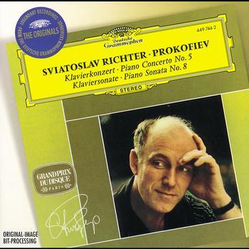 Witold Rowicki / Warsaw National Philharmonic Orchestra / Sviatoslav Richter - Prokofiev: Piano Concerto No.5; Piano Sonata No.8